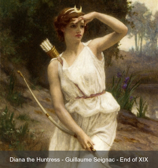 diana-the-huntress-guillaume-seignac-end-of-XIX